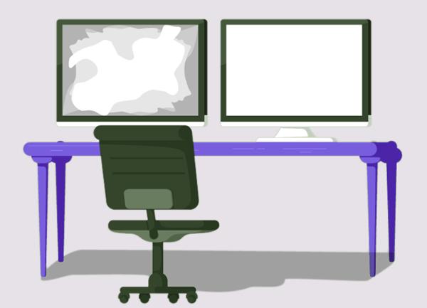 Влияние подсветки экрана монитора на качество отображения