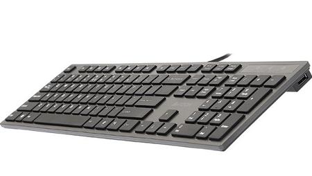 A4Tech KV-300H – клавиатура для любителей ноутбуков