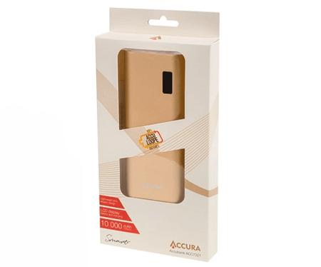 Accura Accubank Smart – хватит на три полных зарядки
