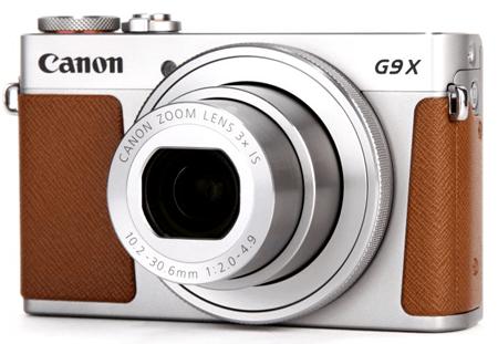 Canon Powershot G9 X Mark II – самый доступный из продвинутых компактов