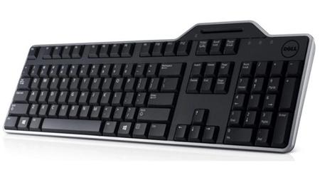 Dell KB813 Smartcard USB Keyboard – компактная проводная клавиатура