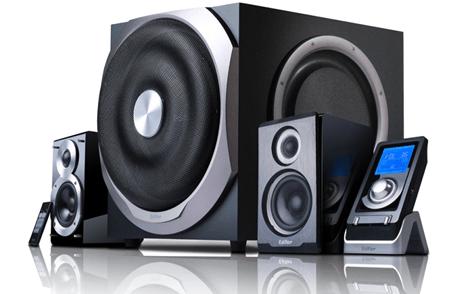 Edifier S730 – мощная акустическая система для компьютер