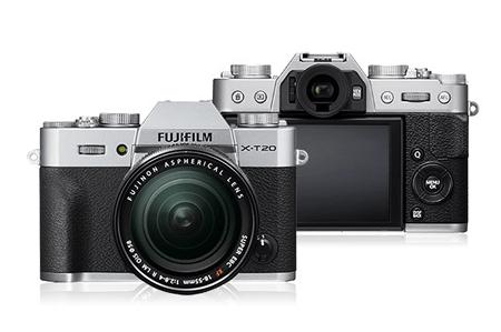 Fujifilm X-T20 – упрощенная версия топовой фотокамеры X-T2