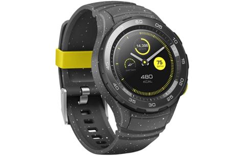 Huawei Watch 2 Sport BT – это smartwatch с Android Wear