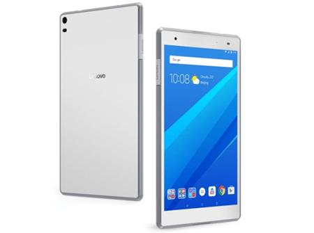 Lenovo TAB 4 8 Plus LTE – высоко мобильный планшет