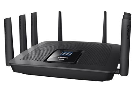 Linksys EA9500 – домашний маршрутизатор со стандартом 802.11ac Wave 2