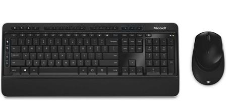 Microsoft Wireless Desktop 3050 – клавиатура для любителей классических решений