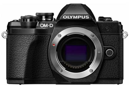 Olympus OM-D E-M10 III с очень хорошим режимом видео с разрешением 4K