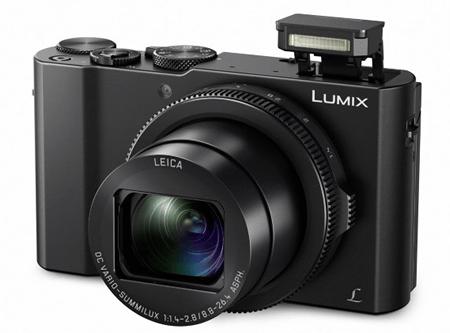 Panasonic Lumix LX15 – альтернатива для модели TZ100