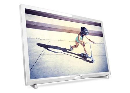 Philips 24PHS4032 – доступный телевизор с наклонным экраном