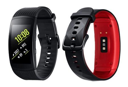 Samsung Gear Fit2 Pro – дорого и впечатляет