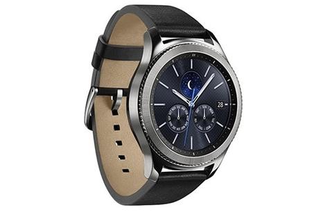 Samsung Gear S3 Classic – самые популярные smartwatch