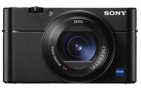 Sony Cyber-shot RX100 V – лидер миниатюрных компактов