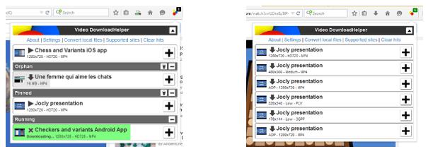 Video DownloadHelper для загрузки видео на компьютер
