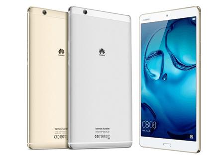 Безупречный стиль планшета Huawei MediaPad М3