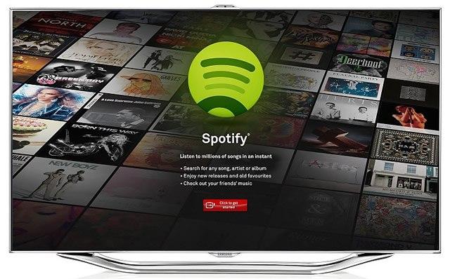 Музыкальное вещание на Smart TV