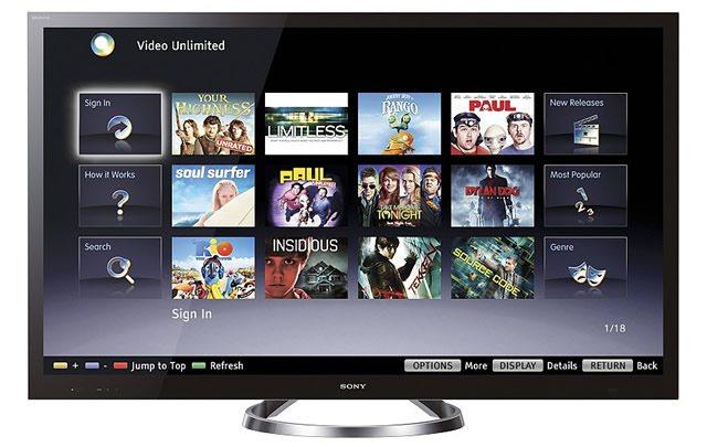 Телевизор Sony Интернет-TV