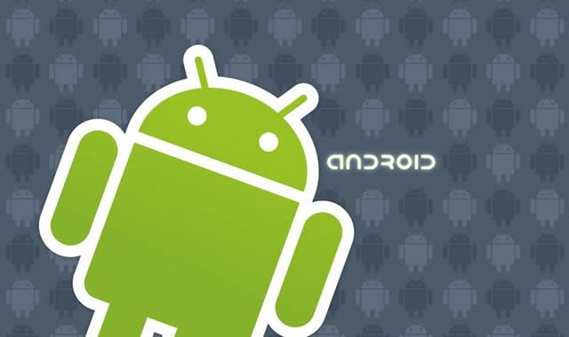 Символ устройства под управлением Android