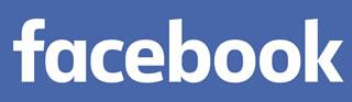 Обновленный текстовый логотип социальной сети Facebook