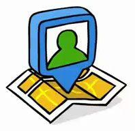 Локатор Google - Логотип