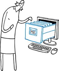 Управление личными данными, предоставляемыми сайтам