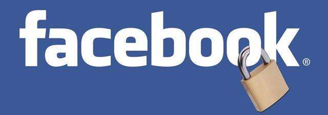 Заблокированные функции Facebook