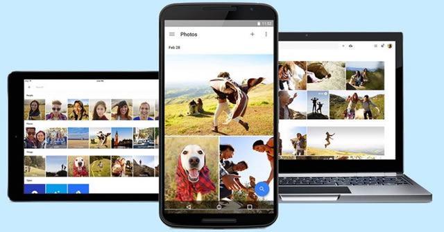 Фотографии в фотоальбомы Google можно автоматически загружать с мобильных устройств