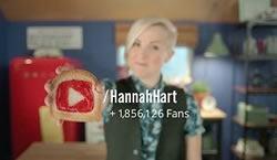Ханна Харт формировала бренд от фильма к фильму