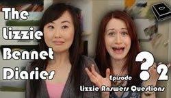 Интерактивный эпизод видео из серии The Lizzie Bennet Diaries