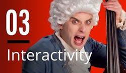 Интерактивность видео на YouTube