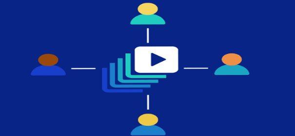 Командное создание видео для канала YouTube
