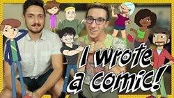 Нил Макнейл собрал 4500 долларов на комикс