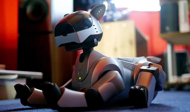 SONY AIBO – лучшая электронная собака 90-х годов