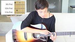 Как играть песню Little Warrior