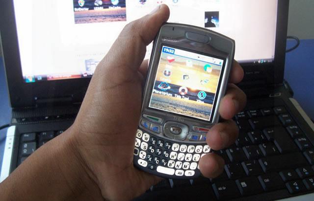 Карманный персональный компьютер Palm – гаджет 90-х годов