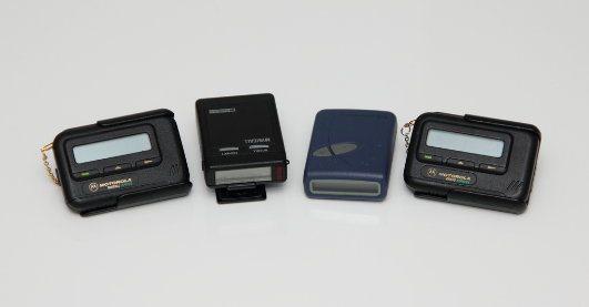 Пейджеры – альтернатива мобильным телефонам