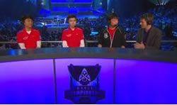 Портрет живой игры в League of Legends