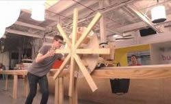 Видео-клип OKGO о закулисной работе
