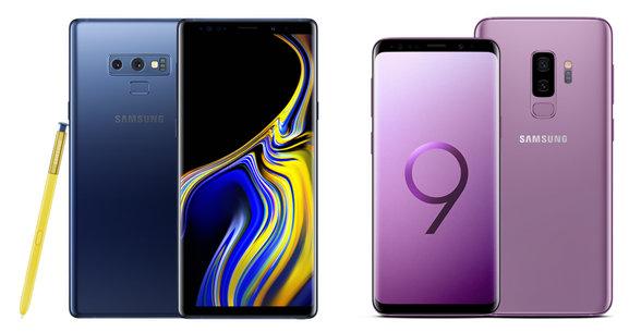 Главные смартфоны компании Samsung