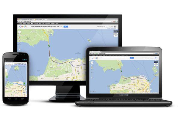 Синхронизированная работа Google Chrome на нескольких устройствах