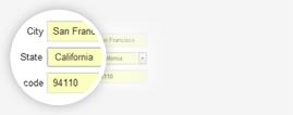 Автозаполнение форм через браузер Google Chrome