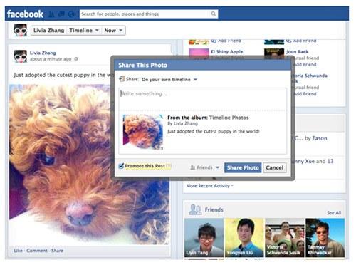 В друзья за деньги на Facebook