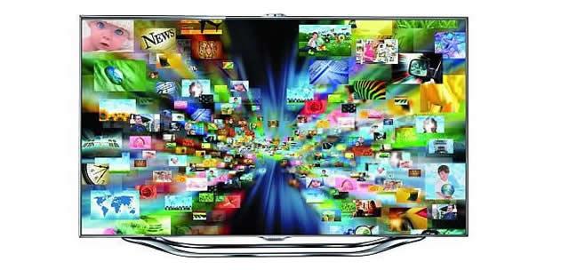Потоковая переда для просмотра через телевизор