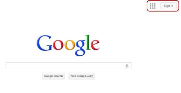 Google - доступ к новым возможностям