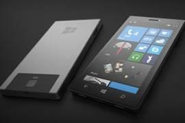 Смартфон от Microsoft : прототип