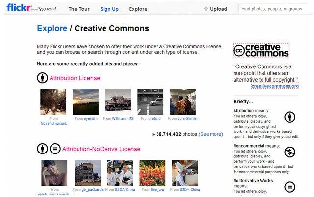 Бесплатные изображения на Flickr