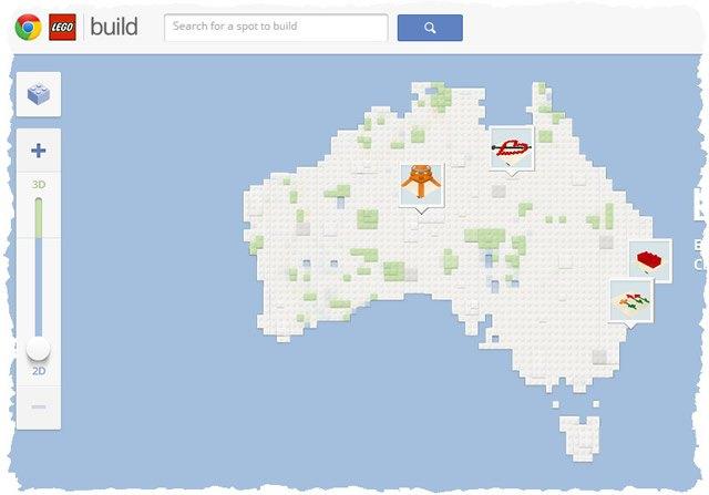 Что нам стоит Lego-мир построить