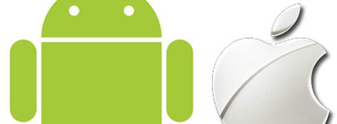 Ipad and Android, противостояние