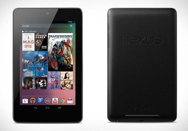 Nexus - лучший планшет 2013 года