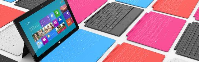 Surface Pro поступит в продажу 9 февраля